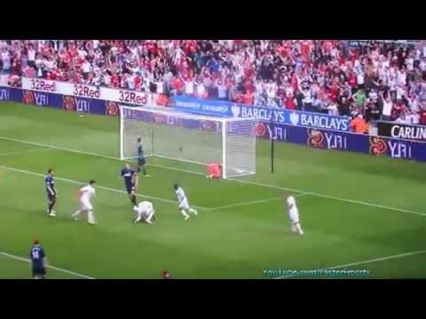 ★ Miguel Michu ★ l Swansea EPL Debut Season 2012-2013 Goals [HD]