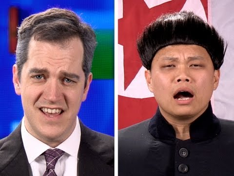 Piers Morgan Interviews Kim Jong-un!