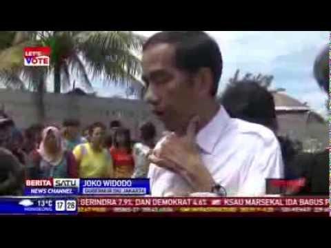 JOKOWI Kenapa Wilayah Kumuh Di Jakarta Masih Banyak