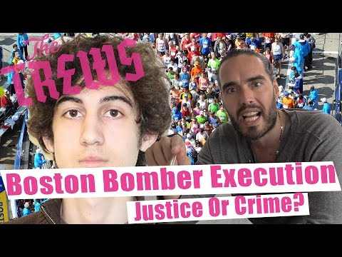 Boston Bomber Execution - Justice Or Crime? Russell Brand The Trews (E327)