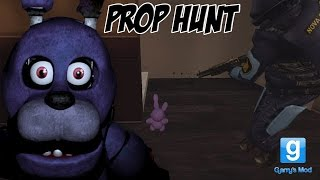 GMod Prop Hunt: Bonnie The Magnificent!