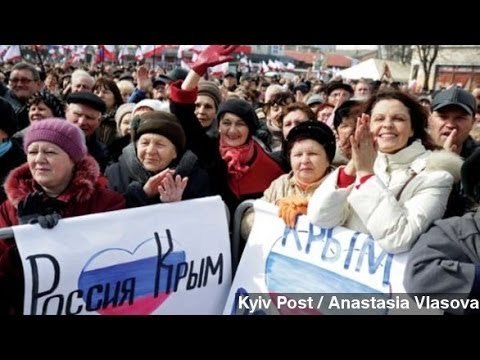 Russia's Annexation Of Crimea Is Complete