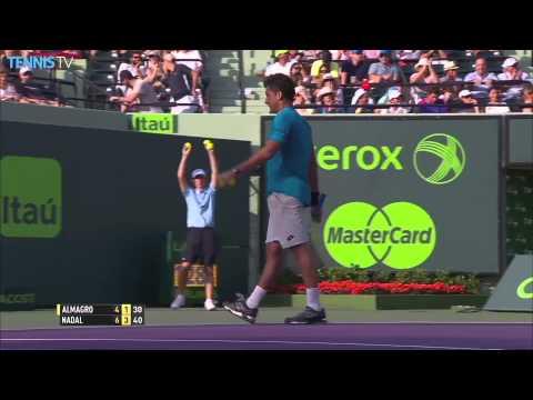 Miami 2015 Friday Hot Shot Nadal 2
