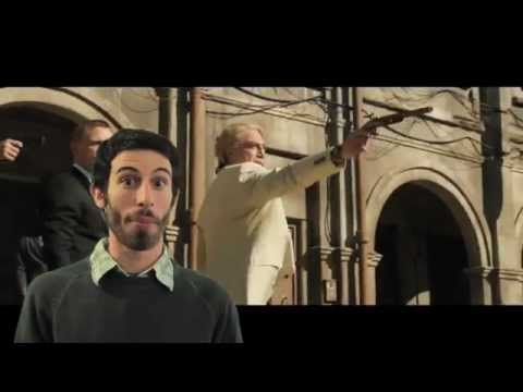 Skyfall Movie Review (Belated Media)