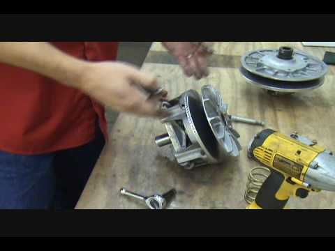 Polaris Sportsman EPI Clutch Kit Install - Part 2 of 4