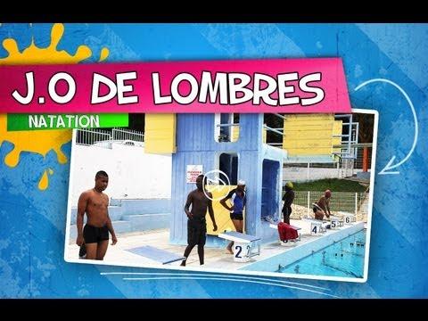 Ki Janw Twouvéy - NPLM TV aux J.O de Lombres 2012 (Natation)