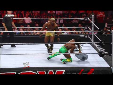 Kofi Kingston vs. Shelton Benjamin: Extreme Rules Match - ECW, June 24, 2008