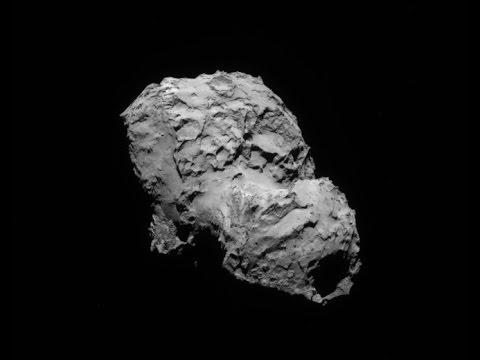 Scientists: Rosetta Comet Smells Terrible