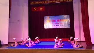 Aerobic Đất Nam - hội thi aerobic mầm non mẫu giáo quận Tân Phú 2019 - vui đến trường