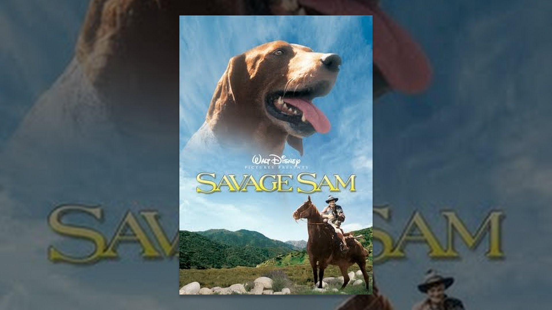Book report for savage sam book