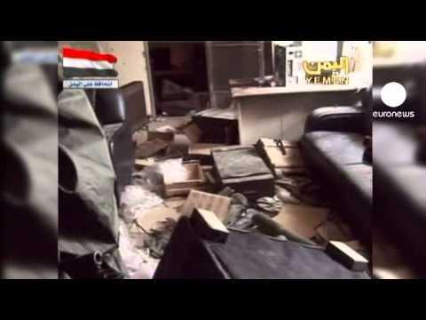 Explosions and street fighting grip Yemen's capital