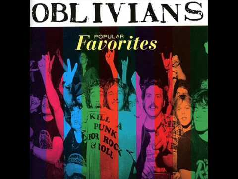 OBLIVIANS - popular favotites - FULL ALBUM