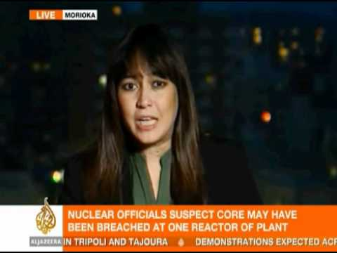 CORE BREACH? on Reactor #3  WORKERS May DIE Exposed to 10,000 X Normal Radiation Fukushima Japan