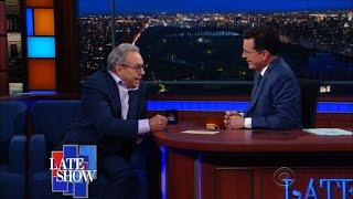 Lewis Black Keeps The Rage Fresh
