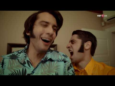 Aslan Ailem 12. Bölüm - Gayret'in Eski Türk Filmlerini Andıran Rüyası