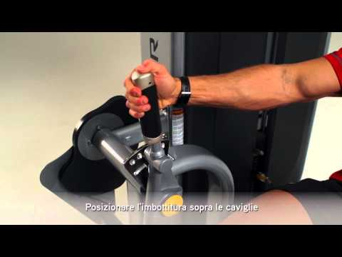 Matrix Fitness Italia: ULTRA Leg Extension Italian