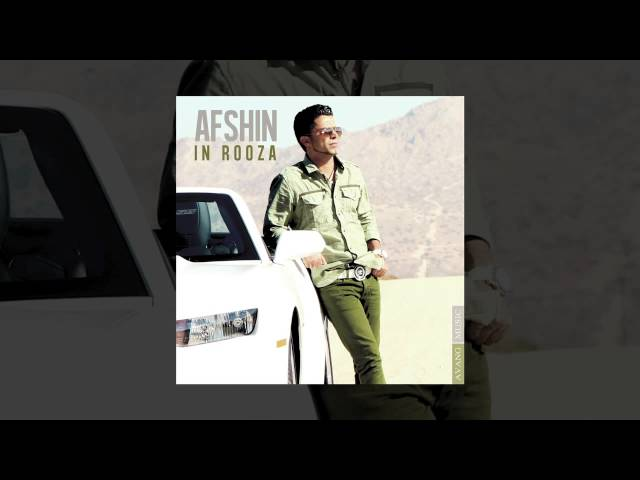 Afshin - In Rooza OFFICIAL TRACK
