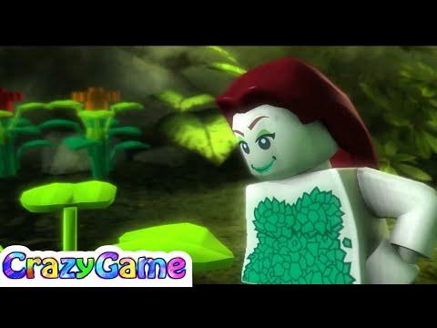 #LEGO #Batman The Videogame Episode 4 - Batman, Robin vs Poison Ivy
