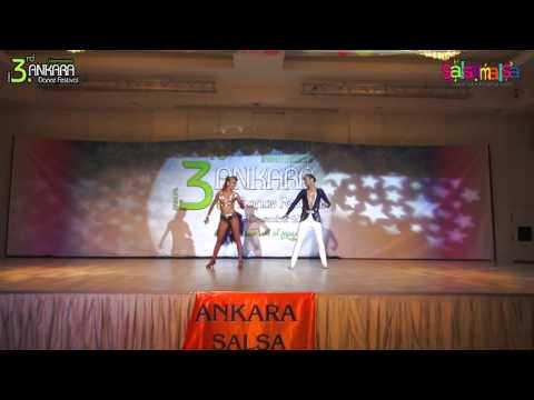 Şenol & Nur Dance Performance   AIDC-2015