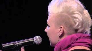 Women of the World Poetry Slam Finals 2015 - Desiree Dallagiacomo