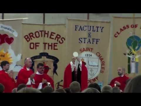 Mount Saint Charles 2013 Opening School Liturgy