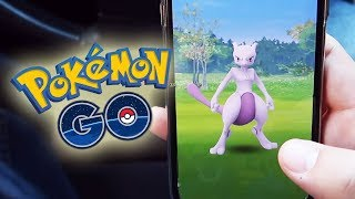 ¡CAPTURO MEWTWO! NUEVO POKÉMON LEGENDARIO de INCURSIONES NIVEL 5 en Pokémon GO!! [Keibron]