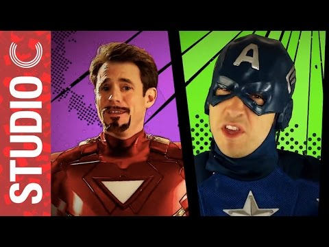 Marvels Avengers: Age of Ultron Music Video Parody