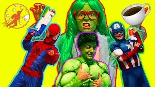 Little Superheroes 17 - Kid Superheroes Save the Day