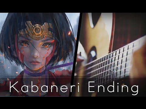 ninelie - Kabaneri of the Iron Fortress ED (Acoustic Guitar)【Tabs】