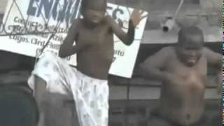 Hilarious Nigerian kids dancing! Overdubbed with soca music