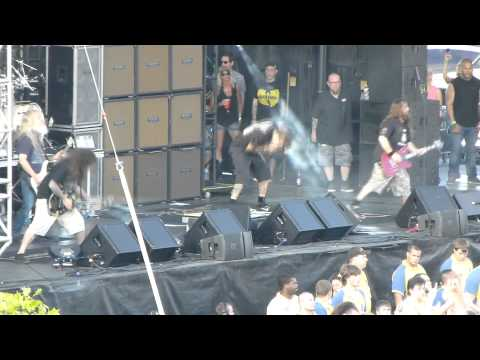 Lamb of God Live - You've Got Something To Die For - Columbus, OH (May 19th, 2013) ROTR [1080HD]