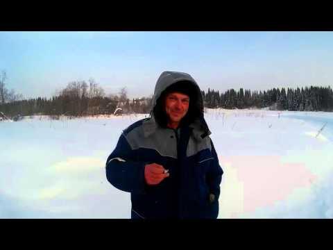 рыбалка на реках пермского края видео