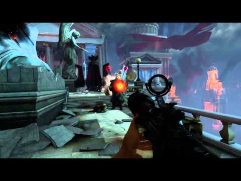 BioShock Infinite False Shepherd Trailer