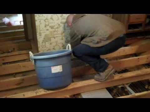 Mobile Home Floor Repair Leaking Roof Over Trailer Roof