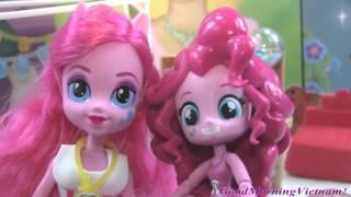 Căn Phòng Cực Dễ Thương Của Chú Ngựa Con Hồng Hào+Pony Blind Bags ♥♥ Pinkie Pie Party Bedroom