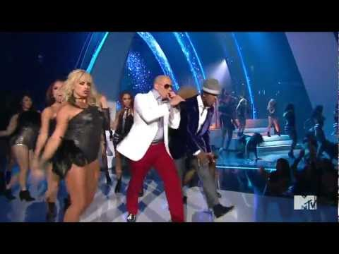 Pitbull Feat. Ne-Yo & Nayer - Give Me Everything (MTV -2011).(Michael.N.G) Music Videos