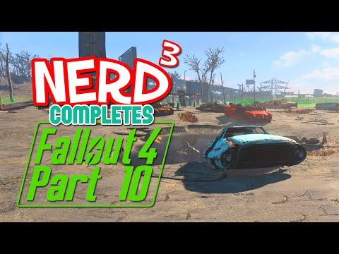 Nerd³ Completes... Fallout 4 - 10 - Power to the People
