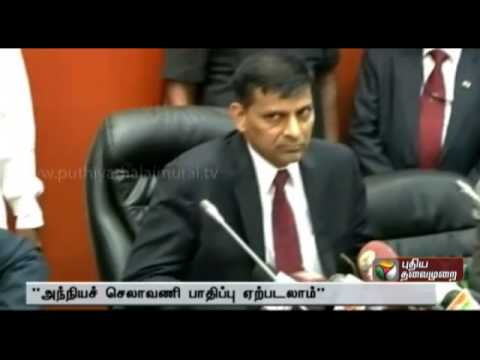 Greece financial crisis would not directly affect the Indian economy says  Raghuram Rajan