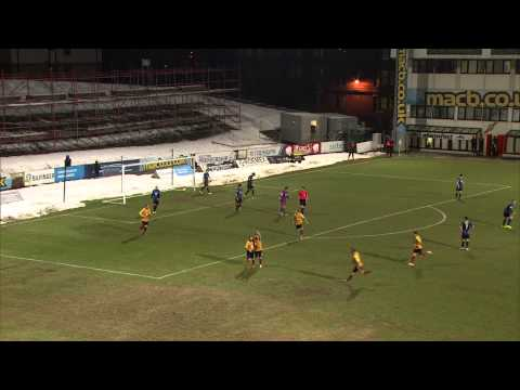 Is this the best hat-trick goal you have ever seen!?