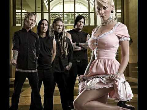 In This Moment Interview w/Maria Brink Part 1
