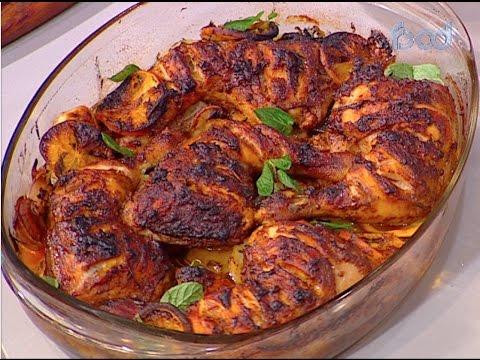 طريقة عمل اوراك الدجاج بالبرتقال علي طريقة الشيف #ساره_عبدالسلام من برنامج #سنه_اولي_طبخ #فوود