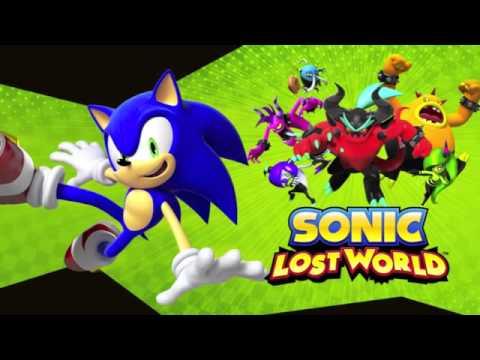 Sonic Lost World Music: Frozen Factory Zone 1