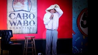 Kid fails At Stand Up Comedy