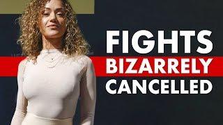 10 Bizarre Reasons Commissions Denied Fights