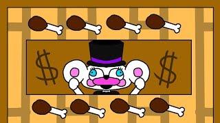 Minecraft Fnaf: Sister Location - Funtime Freddys Chicken Shop (Minecraft Roleplay)