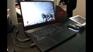 2019 ASUS ROG Gaming Laptops Unleashed! GeForce And Intel 9th Gen Firepower
