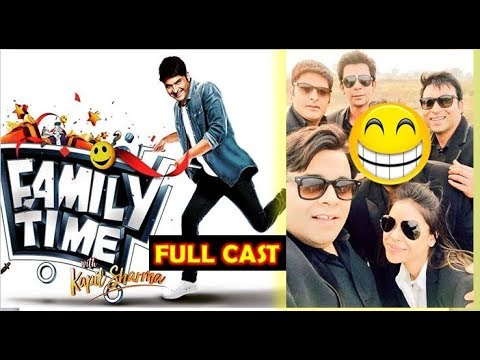 Family With Kapil Sharma Show Full Cast 2018 ||Chandu Prabhakar, Kiku Sharda Full List Out