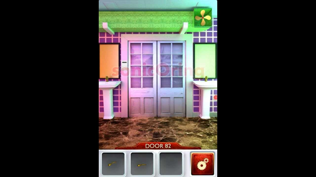 100 Doors Room Escape Walkthrough