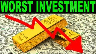 A warning about Investing in Gold...