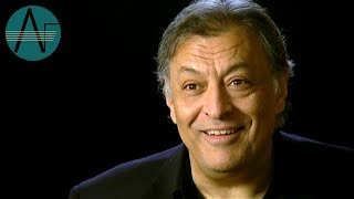 Zubin Mehta Exclusive Interview Bonus Material From The Documentary We Want The Light